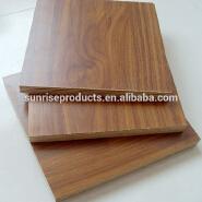 3mm 9mm 12mm 15mm 18mm melamine plywood sheet