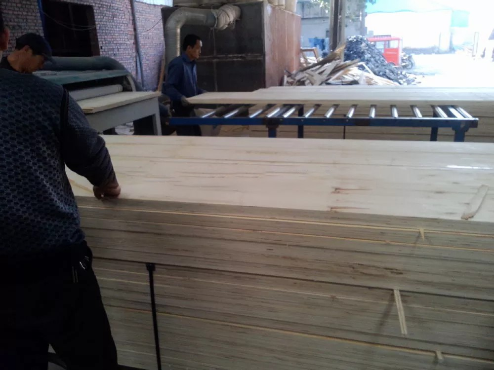 poplar core packing grade LVL/ LVB beam