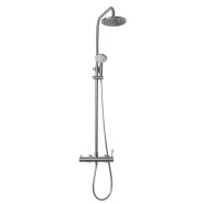 GuangZhou stainless steel steam shower and rainfall shower