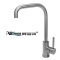 Faucet Single-Handle Kitchen Sink Faucet with Pull Down Sprayer, Soap Dispenser and Magnetic Docking