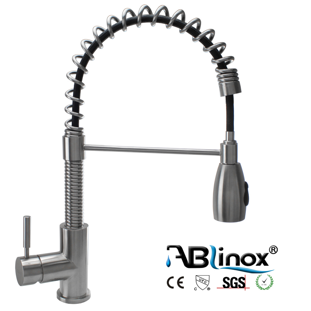 ABLinox hot and cold water kitchen faucet parts