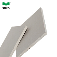 Interior Decoration Building Material Drywall Standard Gypsum board Wall Panel