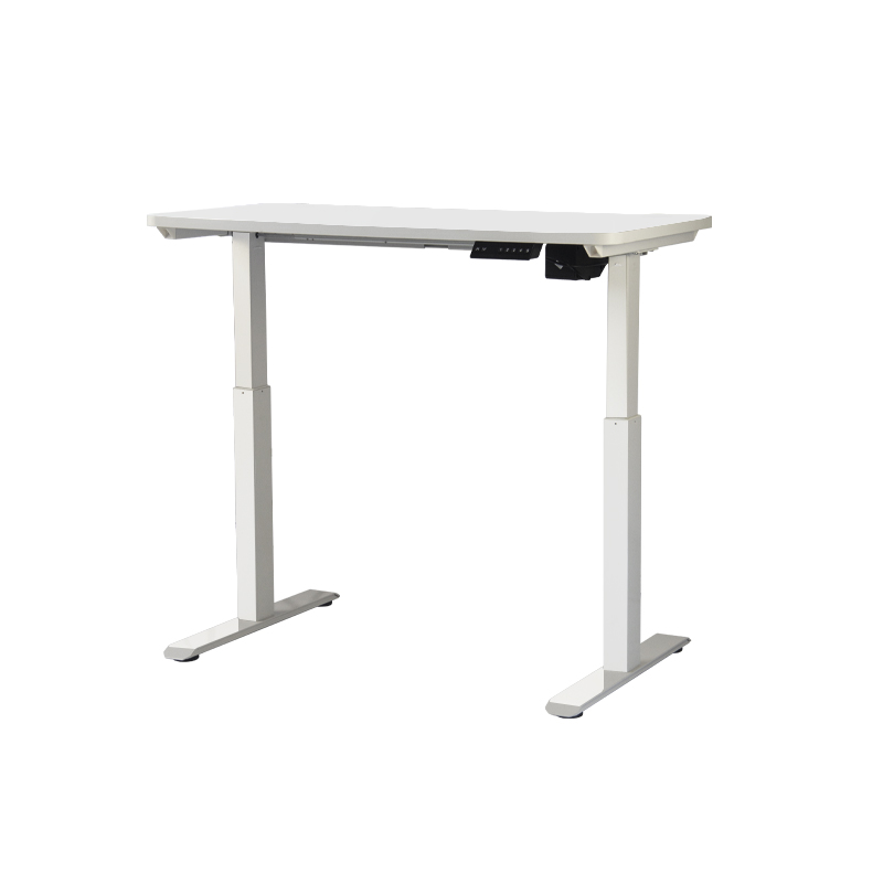 Motorised Height Adjustable Table Budget Priced Table Top With The Adjustable Power Base