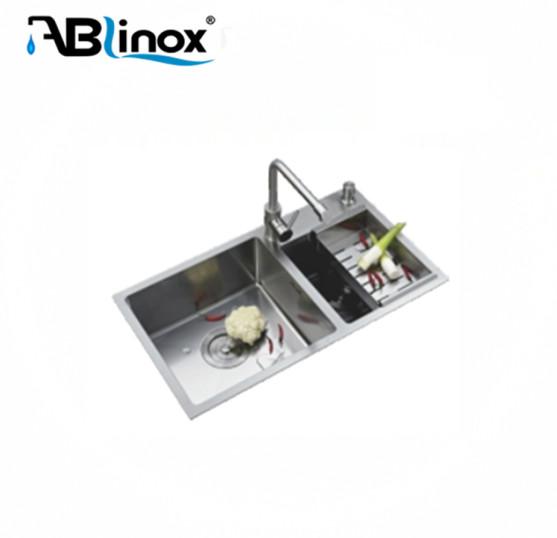 industrial kitchen sink stainless steel