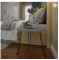 Leisure design folding coffee table mdf modern coffee table on bed room