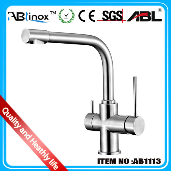 ABLinox Good quality square kitchen faucet