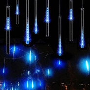 Top seller Blue Dmx Led Icicle Meteor Stick Light
