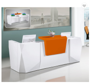 Best Seller 2 Person Small Front Reception Desk