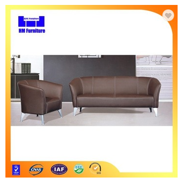 New arrival cheap leather office sofa set