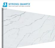 Import Foshan Polished 3200*1600 Calacutta /Calacatta White/Black/Grey Artificial Quartz Stone