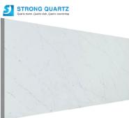 Prefabricated Polished 3200*1600 Calacutta /Calacatta White/Black/Grey Quartz Stone for Export
