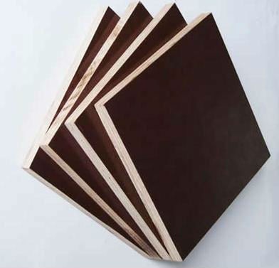 21mm black and brown film faced plywood