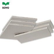 widely used lightweight waterproof paper faced gypsum board