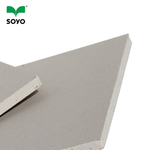 Chinese Factory fire resistant Paper Faced Gypsum Board to Pakistan