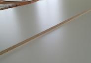 4x8 one side white melamine plywood,3mm white melamine plywood