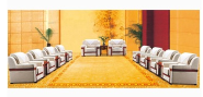Commercial Meeting Sofa Modern Reception Office Sofa Set Furniture