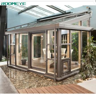 ROOMEYE Aluminum Clad Wood Conservatory