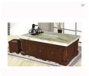 Luxury living room furniture design tea table marble coffee table