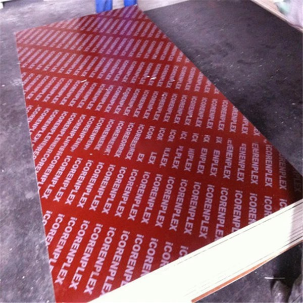 Supply 12mm one time hot pressed marine plywood/cheap price film faced plywood