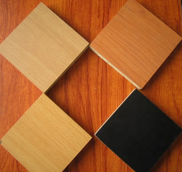 melamine laminated high glossy mdf