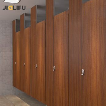 JIALIFU 12 mm compact hpl fitting room partition