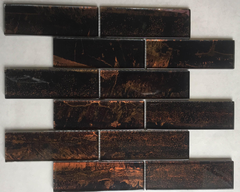 Foshan Crystal glass mosaic tiles for decoration