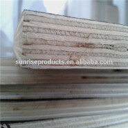 Supply 16mm finger joint/one time hot pressed film faced plywood