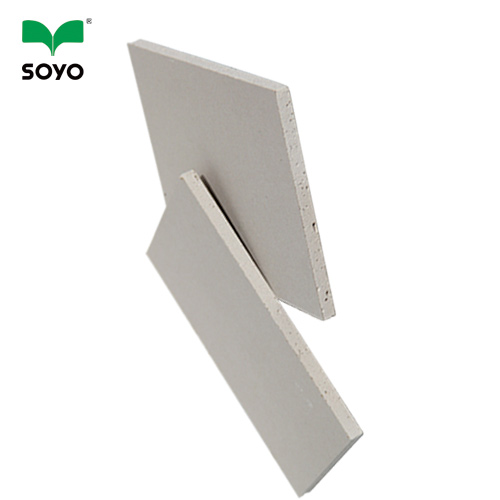 12mm light weight dry wall gypsum board for celling decorative