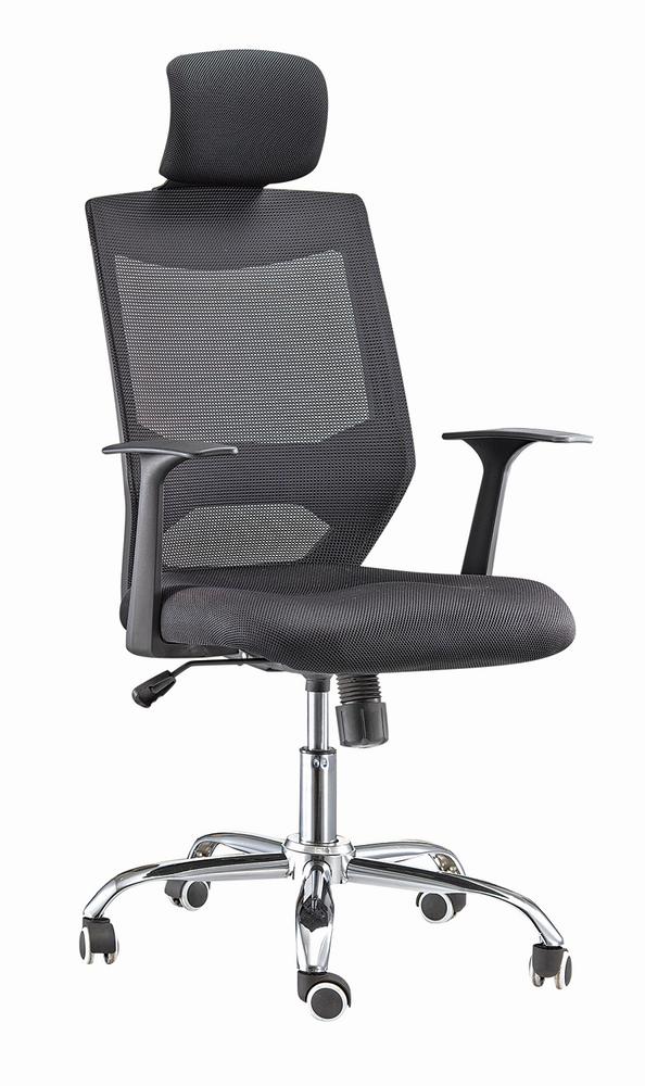 Best mesh plastic armrest frame headrest ergonomic swivel mesh office chair