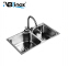 Hot sale SS304 double bowl kitchen sink
