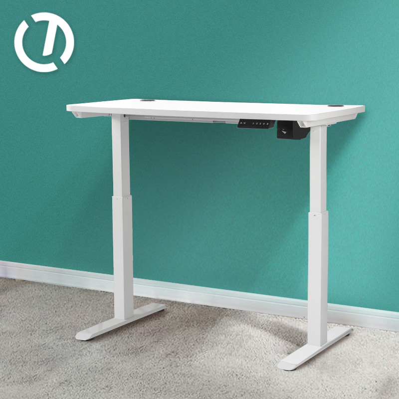 Office Computer Standing Desk Flexibility To Sit Or Stand Workbench