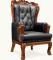 Convenience World True Designs VIP Four Leg CEO Office Chair