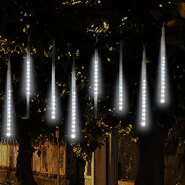 Led Wholesalers Cheap Sale White Icicle Rope Light