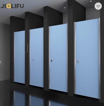 JIALIFU popular public lavatory HPL partition in Sweden