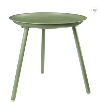 2018 Eco-friendly Design Modern Round Mini Metal Coffee Table Cheap Price