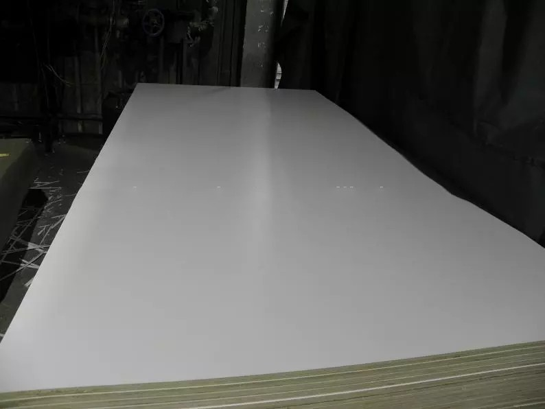 18mm melamine 4x8 plywood sheet white