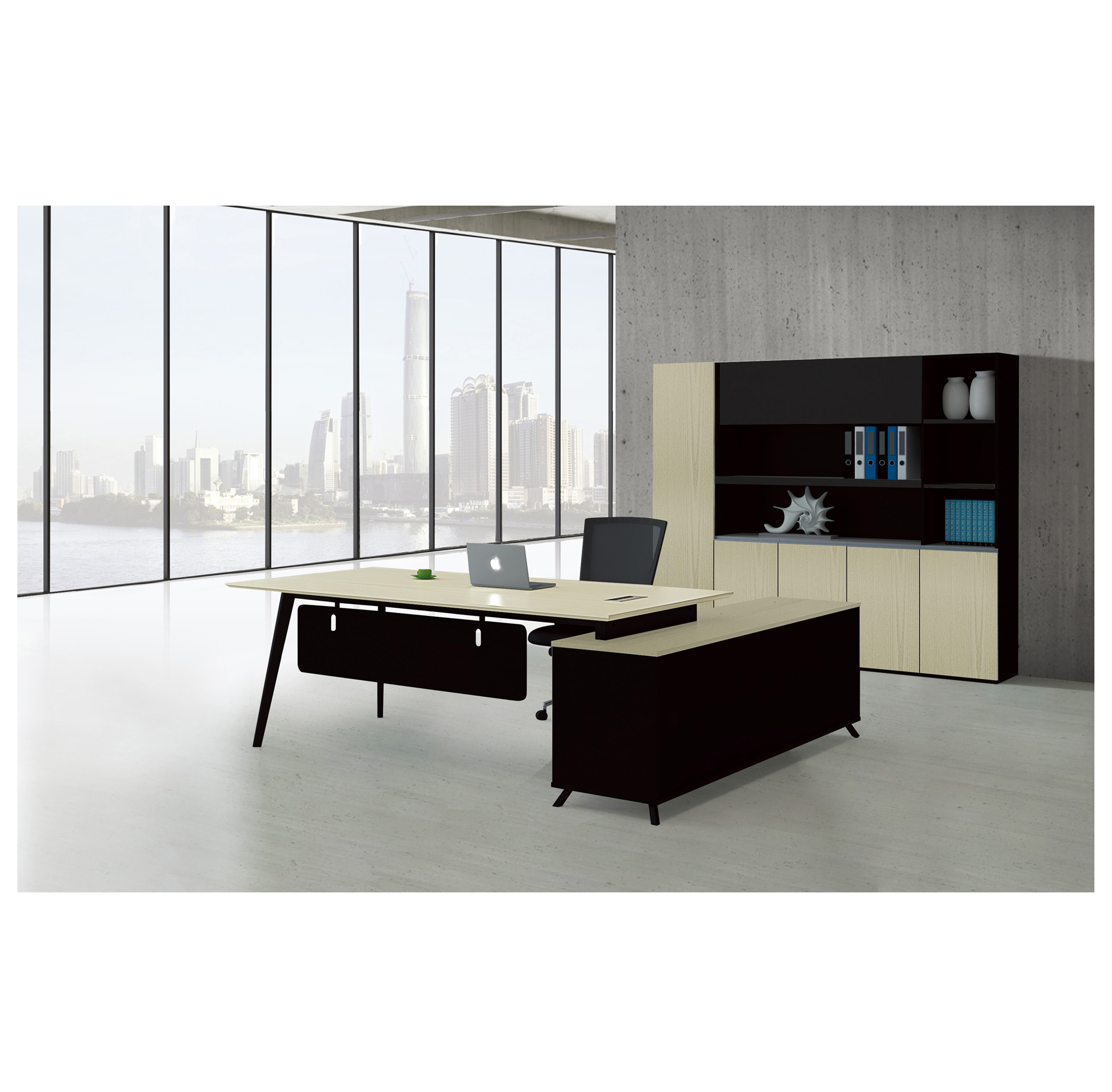 Modern office furniture office table desk for manager factory sell directly