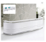 Small Used Reception Desk Modern Office Furniture