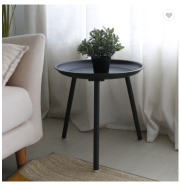Cheap small metal coffee table with cheap price