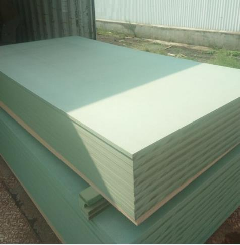 furniture usage 18mm Green Color Waterproof MDF