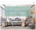 High end modern workstations executive office desk furniture