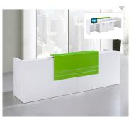 Green Cheap Spa Beauty Restaurant Reception Desk