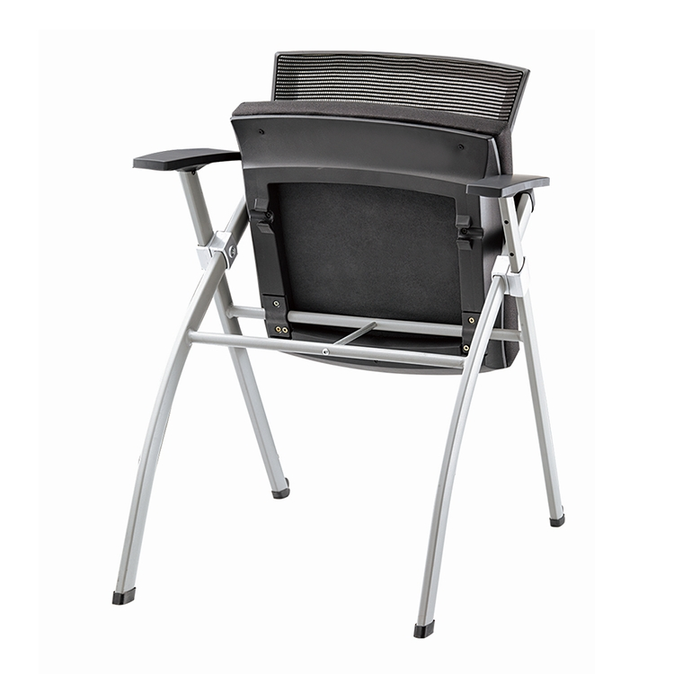 Wholesale cheap commercial chrome leg folding conference room office chair