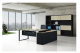Modern office desk and workstation executive office furniture
