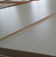 16mm white melamine laminated plywood