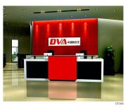 Chinese manufacturer modern office reception desk