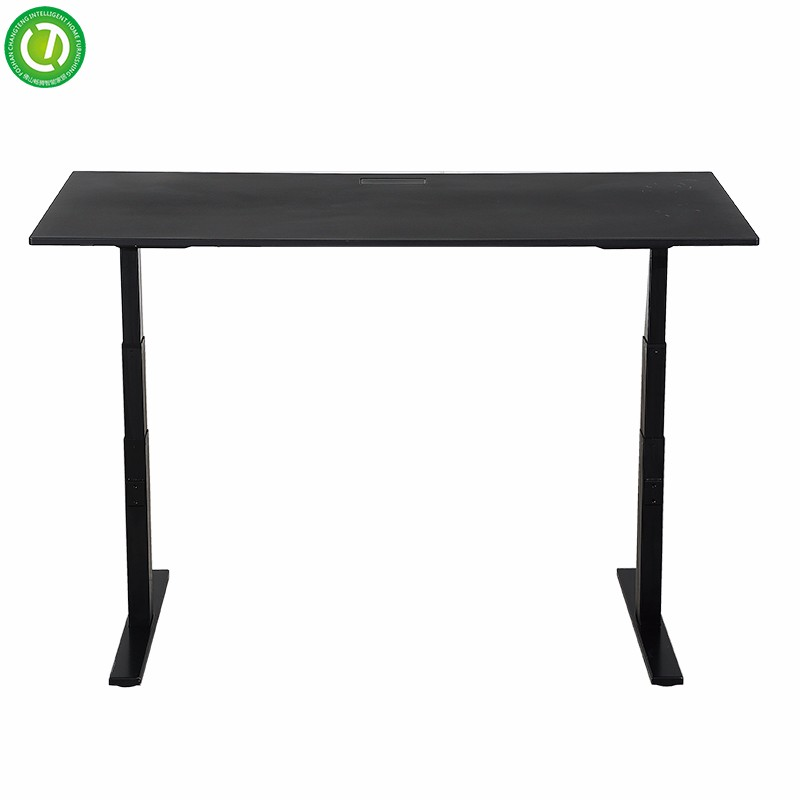Metal Material and Office standing sitting adjustable desk