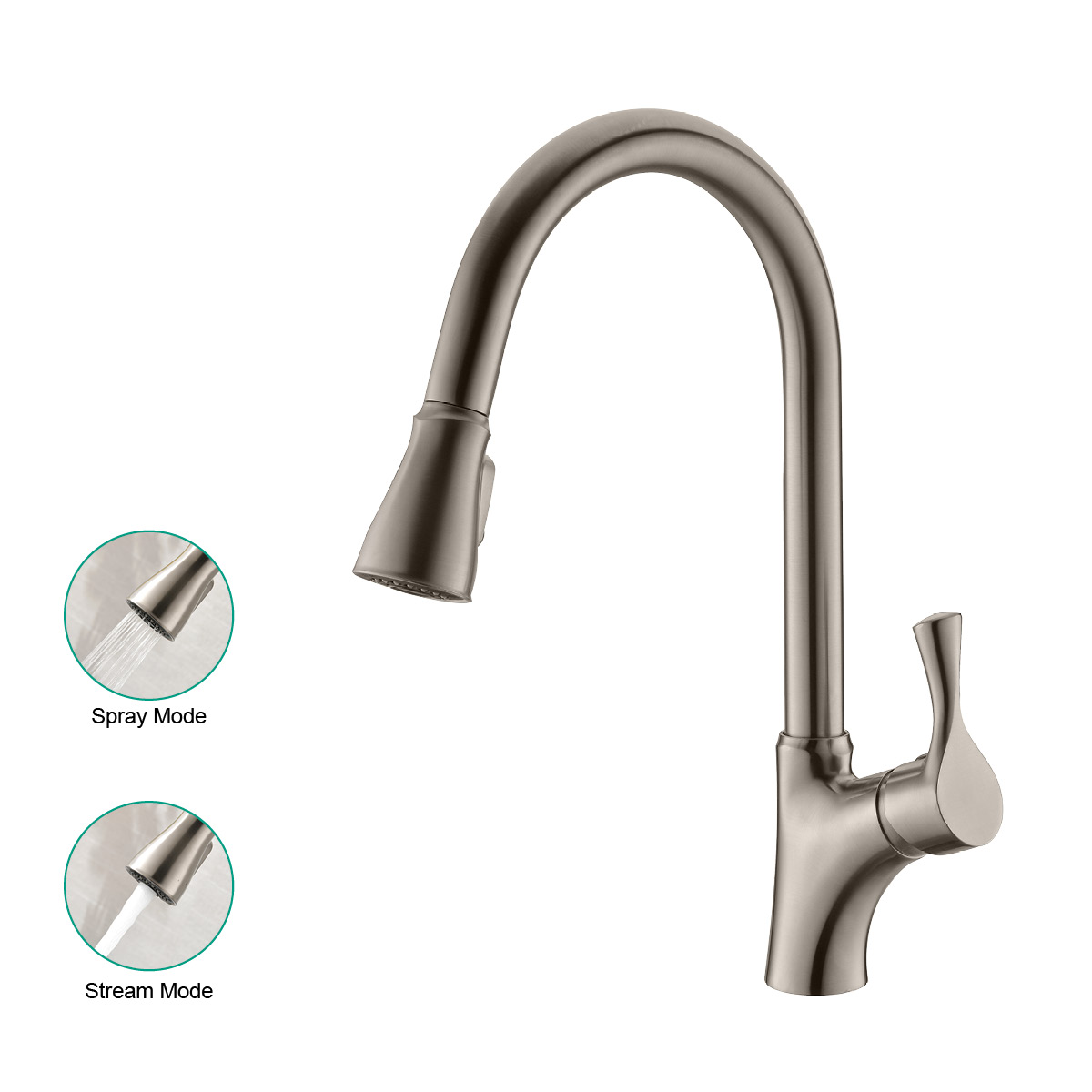 kitchen sink faucet