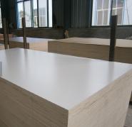 18mm melamine 4x8 plywood sheet white