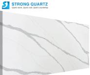 Prefab Polished 3200*1600 20mm/30mm Calacutta /Calacatta White/Black/Grey Quartz Stone